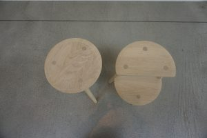 : Stool and step stool for Wehlers
