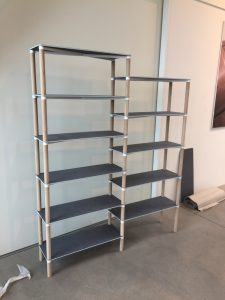 : Shelf system - for Wehlers